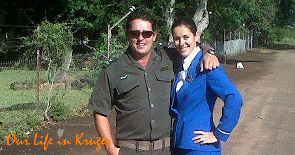 The Ranger and the Flight Attendant