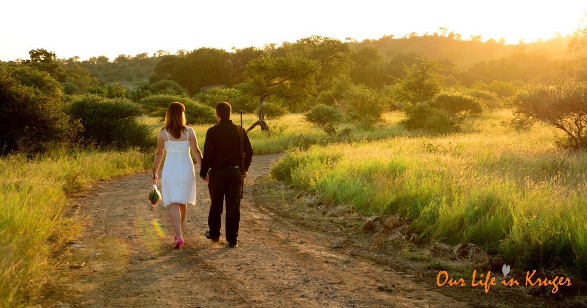 Our Kruger Wedding