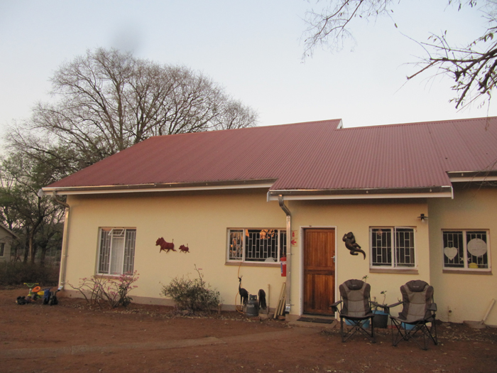 Our new home at Malelane gate